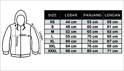 size-chart-sweater-hoodie